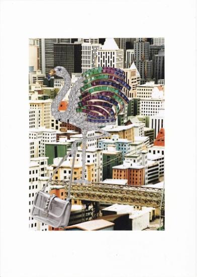 Urban Fairytale: Big Bird (2013)