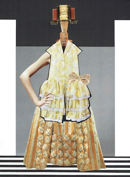 Bazaar Art: Hipster (2016), 50x40cm