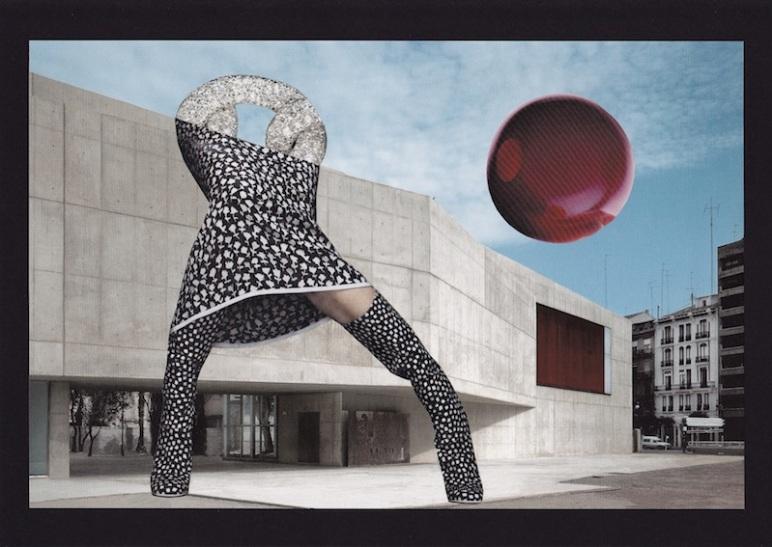 Urban Fairytale: The city (2014), 40x30cm