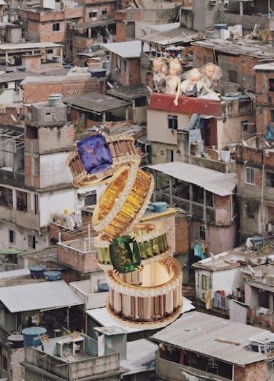 Urban Fairytale: Gems (2013), 40x30cm