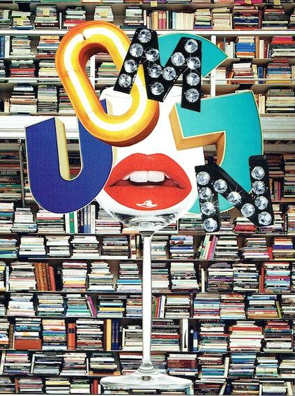 Harper's Bazaar month. column 04.16