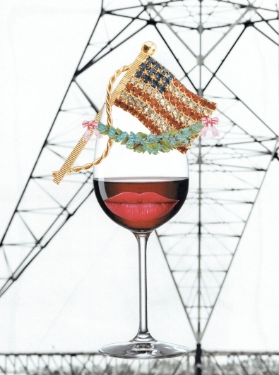Harper's Bazaar monthly column 10.16